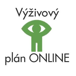 Výživový plán ONLINE